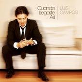 Cuando Llegaste Asi de Luis Campos