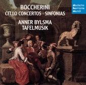 Boccherini: Cellokonzerte / Sinfonien by Anner Bylsma