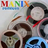 Reinforced Presents Manix Remixes by Various Artists