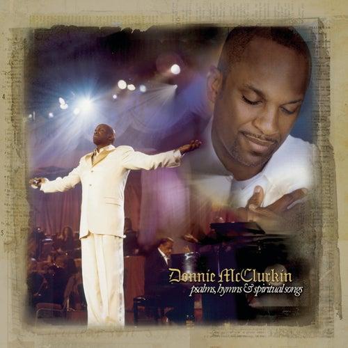 Psalms, Hymns & Spiritual Songs by Donnie McClurkin