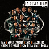 Street Album La Cosca Team Vol. 2 von Various Artists