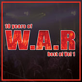 10 Years of W.A.R - Best of, Vol. 1 by Various Artists