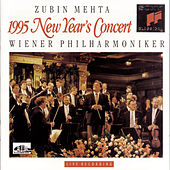 Neujahrskonzert / New Year's Concert 1995 di Wiener Philharmoniker