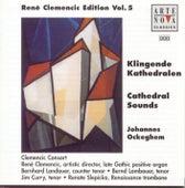 Ockeghem: Sacred Music by Various Artists