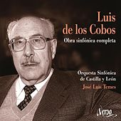 Cobos: Complete Orchestral Works by Castilla y Leon Symphony Orchestra