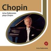 Rubinstein Plays Chopin by Arthur Rubinstein