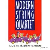 Live In Baden-Baden by Modern String Quartet