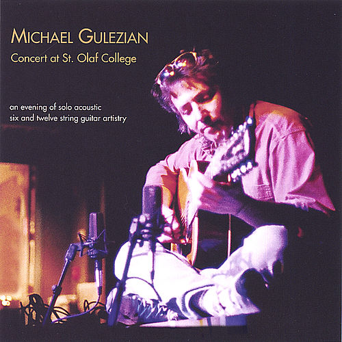 Concert at St. Olaf College by Michael Gulezian