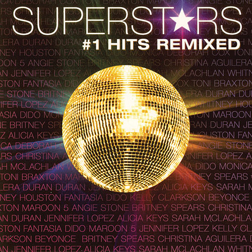 Superstars #1 Hits Remixed by Various Artists