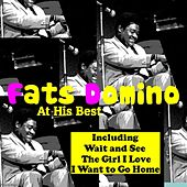 Fats Domino at His Best by Fats Domino