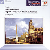 Works for Harpsichord and Clavichord by Igor Kipnis