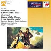 Bizet: Carmen Suites No. 1 & No. 2, L'Arlésienne Suites No. 1 & No. 2, Dance of the Hours from La Gioconda by The Philadelphia Orchestra