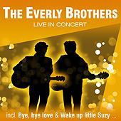 Live In Concert de The Everly Brothers