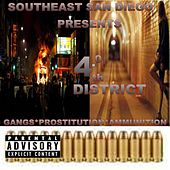 4.0th District Gangs Prostitution Ammunition (Southeast San Diego Presents) von Various Artists
