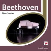 Beethoven: Piano Sonatas Nos. 1, 6 & 12 von Rudolf Serkin