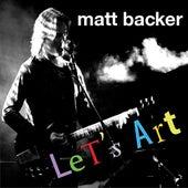 Let's Art - Single de Matt Backer