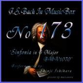 Bach In Musical Box 173 / Sinfonia F Major Bwv1071 by Shinji Ishihara