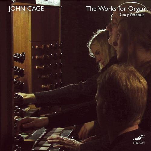 The Works for Organ by Gary Verkade