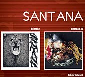 Santana / Santana III (Coffret 2 CD) de Santana