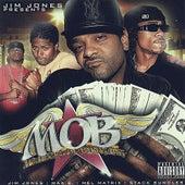 Jim Jones Presents M.O.B. (Members Of Byrdgang) de Various Artists