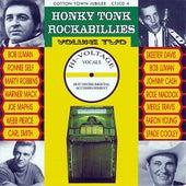 Honky Tonk Rockabillies, Volume 2 de Various Artists