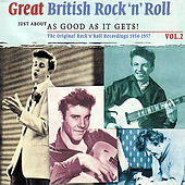 Great British Rock 'n' Roll - Just About As Good As It Gets! Vol.2 de Various Artists
