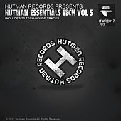 Hutman Essentials Tech Vol 5 - EP by Various Artists