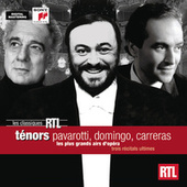 Ténors - Pavarotti, Domingo, Carreras von Various Artists