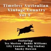 Timeless Australian Vintage Country Vol 5 de Various Artists