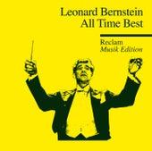 All Time Best - Reclam Musik Edition 22 von Leonard Bernstein / New York Philharmonic