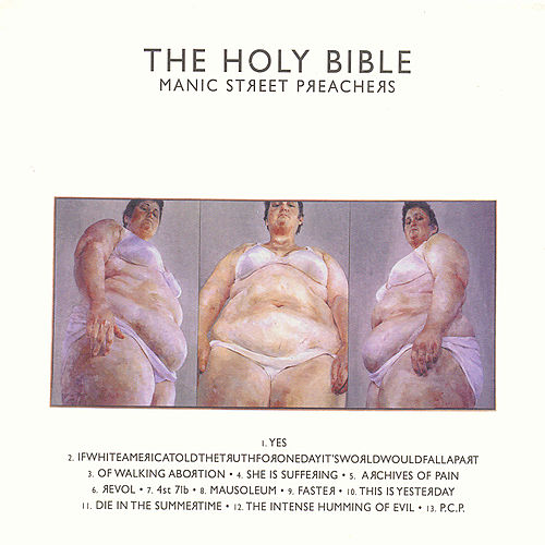 The Holy Bible: 10th Anniversary Edition by Manic Street Preachers