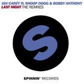 Last Night (The Remixes) von Ian Carey