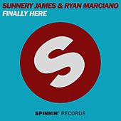 Finally Here van Sunnery James & Ryan Marciano