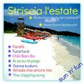 Striscia L'estate (La Compilation del Sol, Sun' N' Fun) de Various Artists