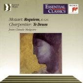 Mozart: Requiem, K. 626 & Charpentier: Te Deum de Jean-Claude Malgoire