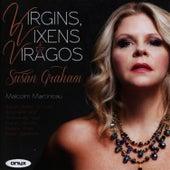 Virgins, Vixens & Viragos von Susan Graham