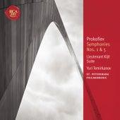 Prokofiev: Symphonies Nos. 1 & 5; Lieutenant Kijé Suite by Yuri Temirkanov