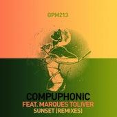 Sunset (Remixes) von Compuphonic