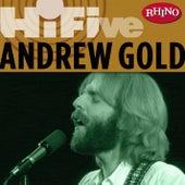 Rhino Hi-Five: Andrew Gold de Andrew Gold