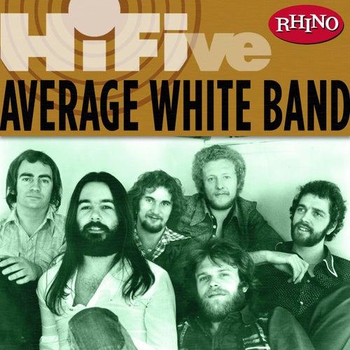 Rhino Hi-five: Average White Band by Average White Band