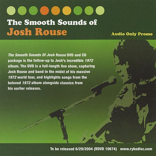 The Smooth Sounds Of Josh Rouse by Josh Rouse