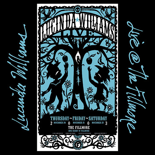 Live At The Fillmore by Lucinda Williams