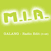 Galang (Single) by M.I.A.