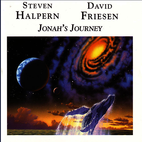 Jonah's Journey by Steven Halpern