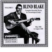 Blind Blake Vol. 3 (1928 - 1929) by Blind Blake