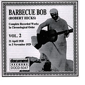 Barbecue Bob Vol. 2 (1928 - 1929) de Barbecue Bob
