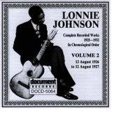 Lonnie Johnson Vol. 2  (1926 - 1927) by Lonnie Johnson
