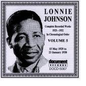 Lonnie Johnson Vol. 5 (1929 - 1930) by Lonnie Johnson