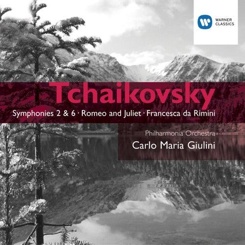 Symphonies 2 and 6 by Pyotr Ilyich Tchaikovsky