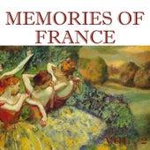 Memories of France Vol. 2 von Various Artists